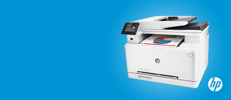 Introducing the new HP Color LaserJet Pro MFP M277dw