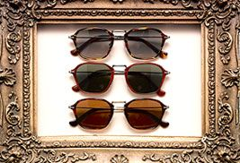 New season sunglasses