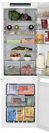 John Lewis JLUCLFW6005 Larder Fridge with A+ Energy Rating</
