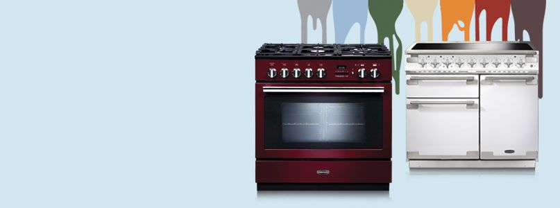 20 colourful Rangemaster cookers