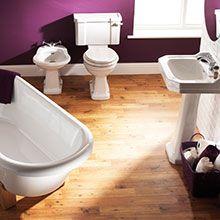 John Lewis Roma Bathroom Range