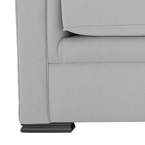 Buy John Lewis Romsey Large Sofa, Evora Blue Grey Online at johnlewis.com