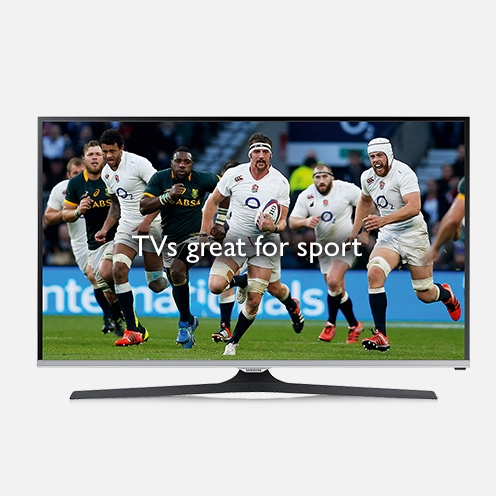 TVs great for sport