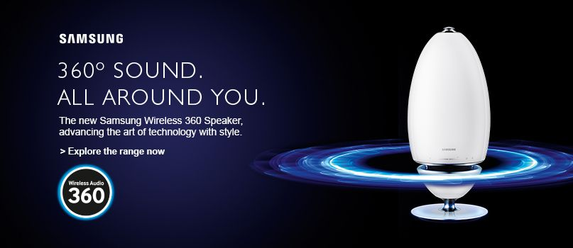 View the Samsung R6 Wireless Speaker