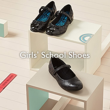 Boys%27 School Shoes