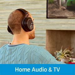Home Audio & TV