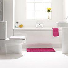 John Lewis Seville Bathroom Range