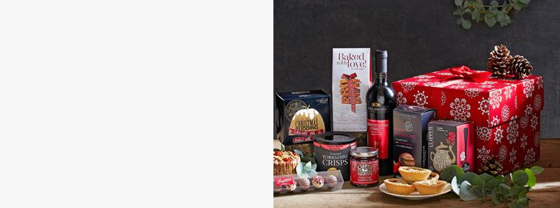 Christmas Hampers and Wine Gifts