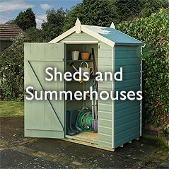Sheds and Summerhouses