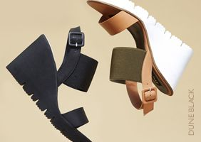 20% off women's shoes and sandals