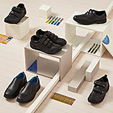 Boys' School Shoes