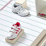 Girls' Sports & Dance Shoes