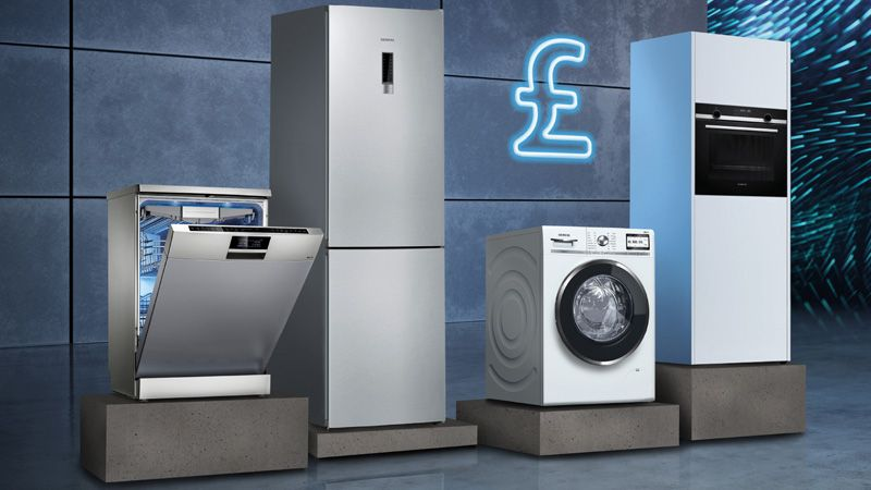 Cashback with Siemens