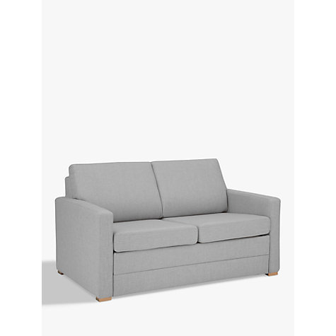 John Lewis Siesta Grey Woven Fabric Sofa Bed Ebay