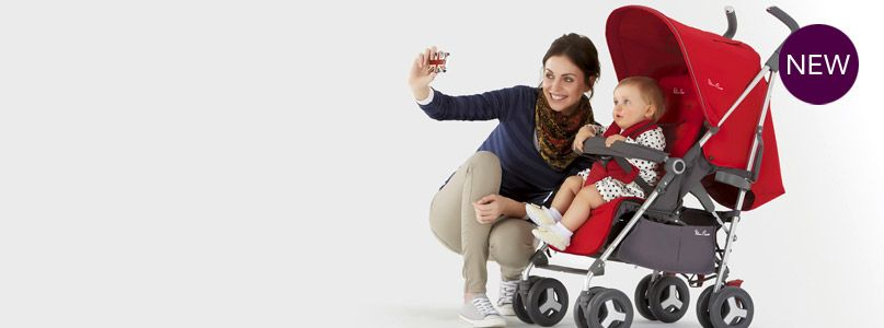 reflex pushchair collection