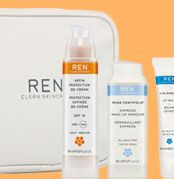 REN Holiday Esentials Kit