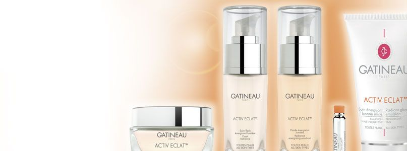Gatineau beauty range
