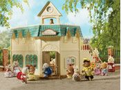 School Days in Sylvanian Families