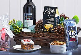Christmas hampers from