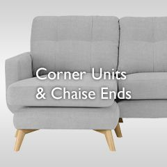 Corner Units and Chaise Ends