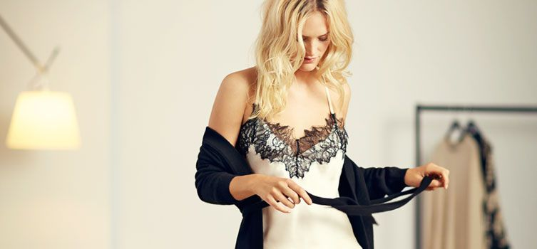 Somerset intimates by Alice Temperley