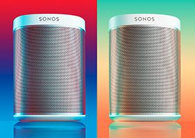 Buy two Sonos Play:1 wireless multiroom speakers and save £34