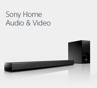 Sony Home Audio and Video