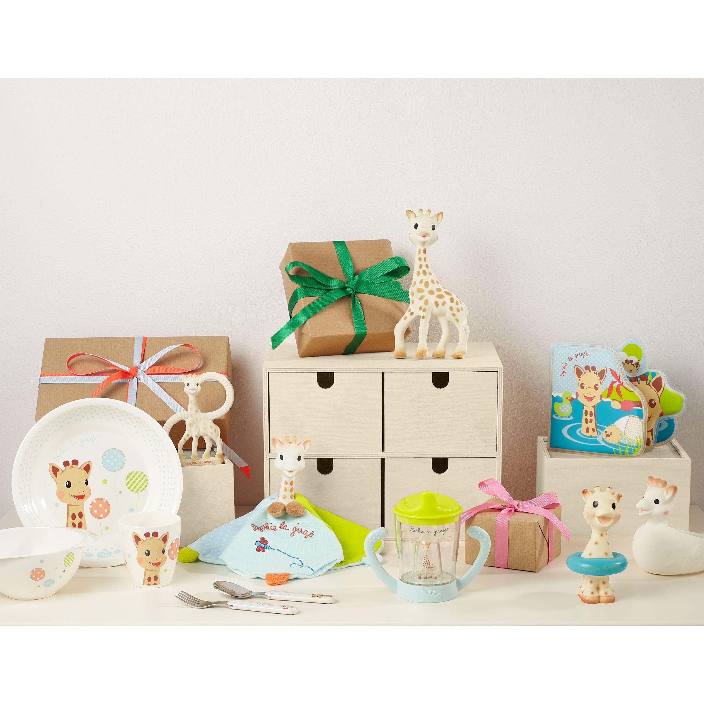 Buy Sophie la Girafe Teether in Gift Box John Lewis