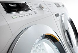 Miele W1 generation washing machines and dryers
