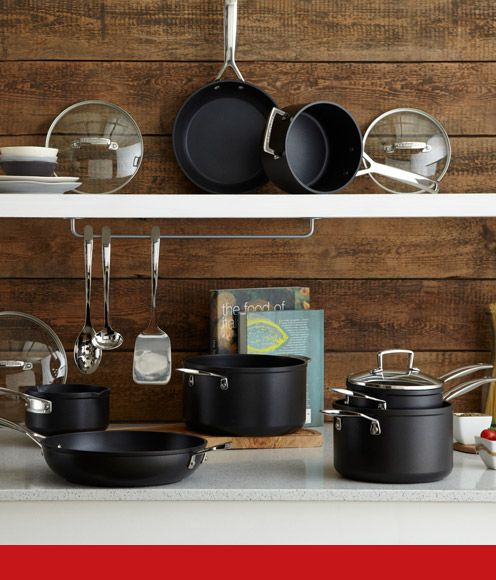 Enjoy savings across cookware, tableware, bedding and towels