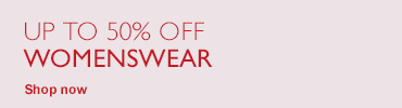 womenswear markdowns