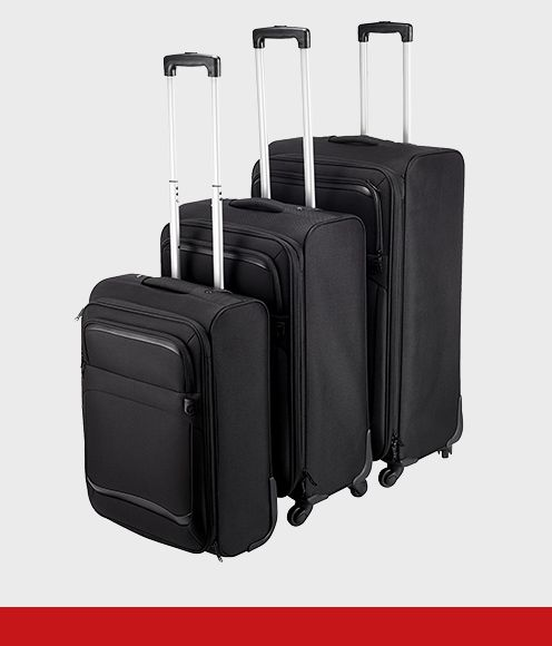 50% off Qubed Luggage