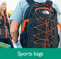 Sports Bags and Accessories