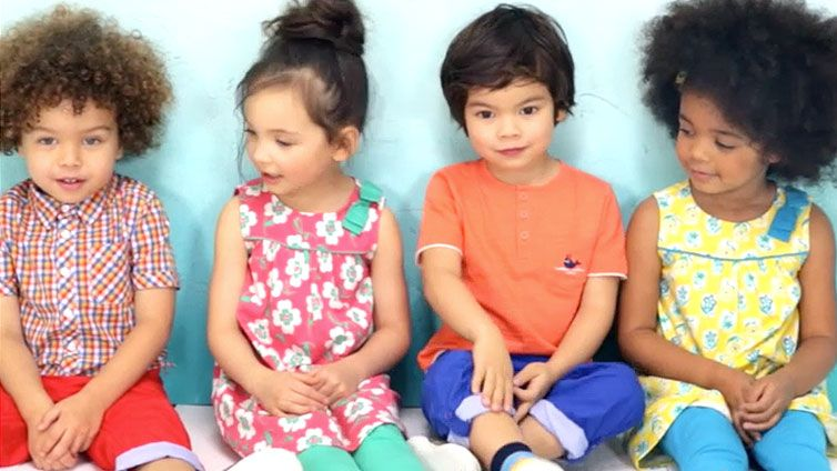 SS14 Childrenswear video