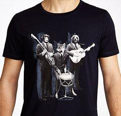 Boss Orange Animal Band T-Shirt
