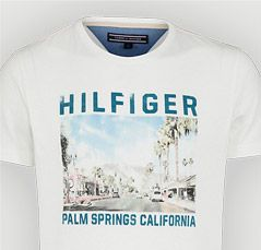 Tommy Hilfiger Palm Springs T-Shirt