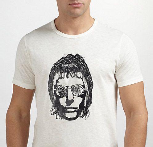 Pretty Green Liam Gallagher T-Shirt