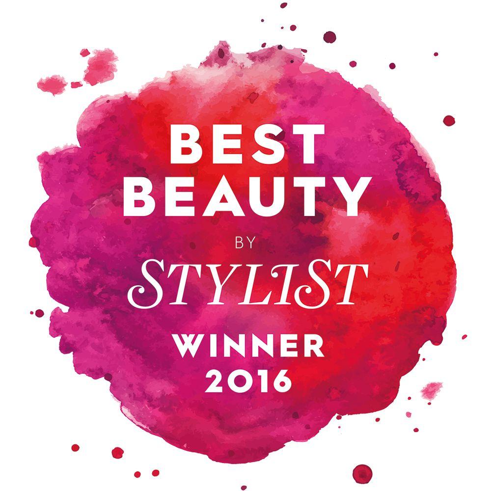 Winner of Stylist's Best Beauty Buy's 2016