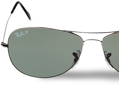 Ray Ban RB3362 Aviator Sunglasses