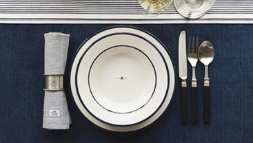 Top tips on setting the table