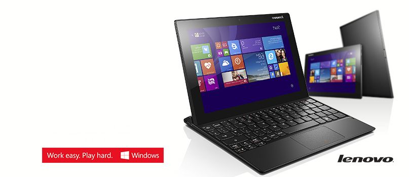 The Miix 3 from Lenovo