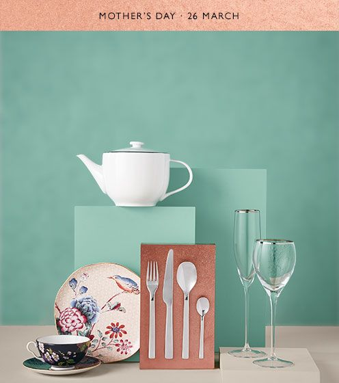 New in: House Porcelain Tableware