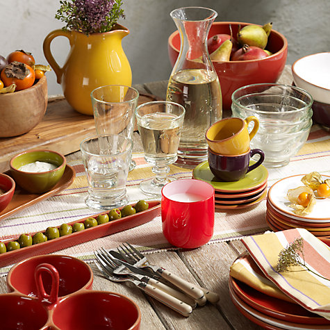 Buy John Lewis Al Fresco Tableware Online at johnlewis.com