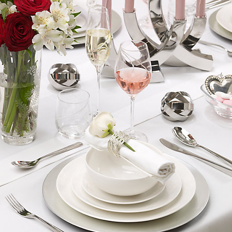 Buy John Lewis Luna Tableware Online at johnlewis.com