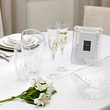 Buy Waterford Crystal Lismore Decorative Acessories Online at johnlewis.com