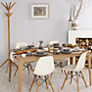 Buy Ebbe Gehl for John Lewis Mira 4 Seater Dining Table Online at johnlewis.com