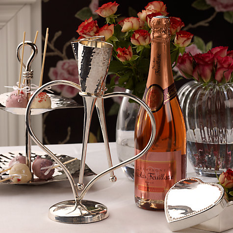Buy Culinary Concepts Amore Flutes & Spoons Set Online at johnlewis.com