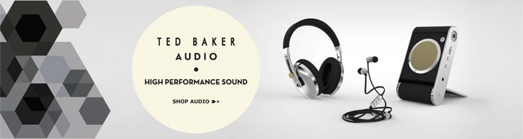 ted baker audio