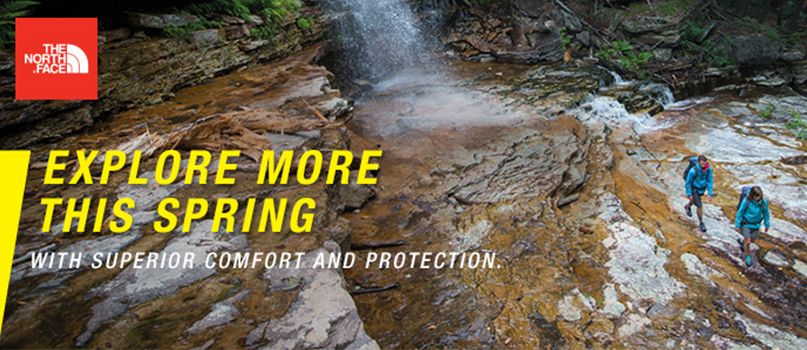 Explore more this spring with superior comfort and protection