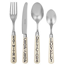 Buy Emma Bridgewater Toast Cutlery Range Online at johnlewis.com